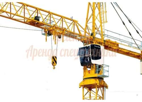 Башенный кран Строительный кран аренда РДК-250